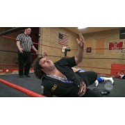 "DreamWave Wrestling June 14, 2015 ""Buffalo Days"" - LaMoille, IL (Download)"