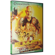 "DreamWave Wrestling DVD July 11, 2015 ""Summer Spectacular"" - LaSalle, IL"