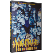 "DreamWave Wrestling DVD October 3, 2015 ""A Nightmare on Gooding St."" - LaSalle, IL"