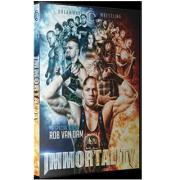 "DreamWave Wrestling DVD February 6, 2016 ""Immortality 2016"" - LaSalle, IL"