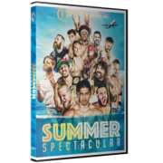 "DreamWave Wrestling DVD August 6, 2016 ""Summer Spectacular"" - LaSalle, IL"