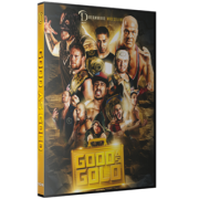 "DreamWave Wrestling DVD September 3, 2016 ""Good as Gold 2016"" - LaSalle, IL"