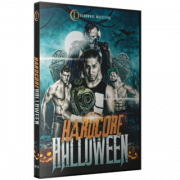 "DreamWave Wrestling DVD October 1, 2016 ""Hardcore Halloween"" - LaSalle, IL"