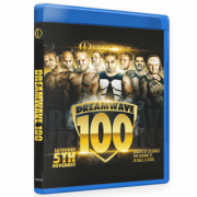 "DreamWave Wrestling Blu-ray/DVD November 5, 2016 ""100"" - LaSalle, IL"