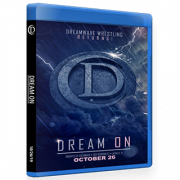 "DreamWave Wrestling Blu-ray/DVD October 26, 2019 ""Dream On"" - LaSalle, IL"