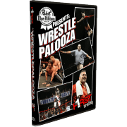 "F1RST DVD June 21, 2013 ""Wrestlepalooza II""- Minneapolis, MN"
