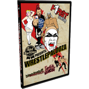 "F1RST DVD/Blu-Ray March 14, 2014 ""Wrestlepalooza 3"" - Minneapolis, MN"