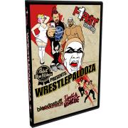 "F1RST DVD/Blu-Ray March 14, 2014 ""Wrestlepalooza 3"" - Minneapolis, MN"
