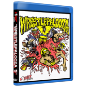 "F1rst Wrestling Blu-ray/DVD January 9, 2015 ""Wrestlepalooza V"" - Minneapolis, MN"