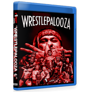 "F1RST Blu-ray/DVD Wrestling June 20, 2015 ""Wrestlepalooza VI"" - Minneapolis, MN"