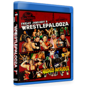 "F1RST Wrestling Blu-ray/DVD January 8, 2016 ""WrestlePalooza VII"" - Minneapolis, MN"