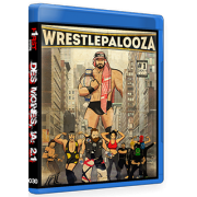 "F1RST Wrestling Blu-ray/DVD January 9, 2016 ""WrestlePalooza VII"" - Des Moines, IA"