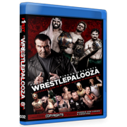 "F1RST Wrestling Blu-ray/DVD June 18, 2016 ""Wrestlepalooza VIII"" - Minneapolis, MN"
