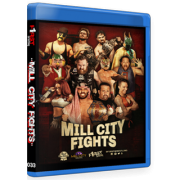 "F1RST Wrestling Blu-ray/DVD September 10, 2016 ""Mill City Fights"" - Minneapolis, MN"
