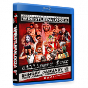 "F1RST Wrestling Blu-ray/DVD January 15, 2017 ""Wrestlepalooza IX"" - Minneapolis, MN"