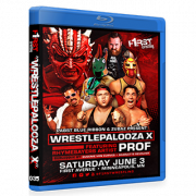 "F1RST Wrestling Blu-ray/DVD June 3, 2017 ""Wrestlepalooza X"" - Minneapolis, MN"