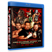 "F1RST Wrestling Blu-ray/DVD December 7, 2017 ""Uptown VFW"" - Minneapolis, MN"