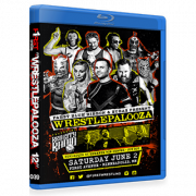 "F1RST Wrestling Blu-ray/DVD June 2, 2018 ""Wrestlepalooza 12"" - Minneapolis, MN"