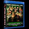 "F1RST Wrestling Blu-ray/DVD September 15, 2018 ""Uptown VFW 3"" - Minneapolis, MN"