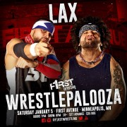 "F1RST Wrestling January 5, 2019 ""Wrestlepalooza 13"" - Minneapolis, MN (Download)"