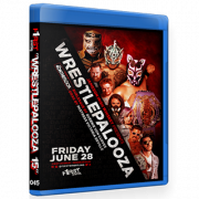 "F1RST Wrestling Blu-ray/DVD June 28, 2019 ""WrestlePalooza XV"" - Minneapolis, MN"