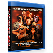 "F1RST Wrestling Blu-ray/DVD August 2, 2019 ""Uptown VFW 6"" - Minneapolis, MN"