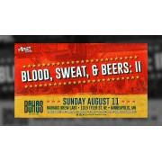 "F1RST Wrestling August 11, 2019 ""Blood, Sweat & Beers II"" - Minneapolis, MN (Download)"