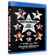 "F1RST Wrestling Blu-ray/DVD January 3, 2020 ""Wrestlepalooza 16"" - Minneapolis, MN"