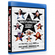 "F1RST Wrestling Blu-ray/DVD January 4, 2020 ""Wrestlepalooza 17"" - Minneapolis, MN"