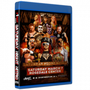 "F1RST Wrestling Blu-ray/DVD March 7, 2020 ""Saturday Night Nitro"" - Roseville, MN"