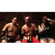 "FREEDOMS January 6, 2013 ""Sinsyun Yohohama Pro-Wrestling Festa"" - Yokohama, Japan (Download)"