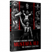 "Freelance Wrestling DVD ""Mustafa Ali: The Complete Collection"""