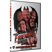 "Freelance Wrestling DVD February 6, 2015 ""Friends with Benefits"" - Chicago, IL"