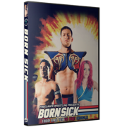 "Freelance Wrestling DVD April 10, 2015 ""Born Sick"" - Chicago, IL"