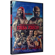 "Freelance Wrestling DVD January 8, 2016 ""Fresh Poison 2016"" - Chicago, IL"