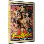 "Freelance Wrestling DVD May 6, 2016 ""Feelmonger"" - Chicago, IL"