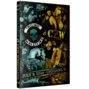 "Freelance Wrestling & CZW DVD July 8, 2016 ""CZW vs. Freelance"" - Chicago, IL"