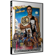 "Freelance Wrestling DVD August 26, 2016 ""Big Trouble in Wicker Park"" - Chicago, IL"