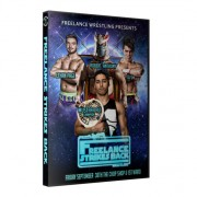 "Freelance Wrestling DVD September 30, 2016 ""Freelance Strikes Back"" - Chicago, IL"