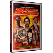 "Freelance Wrestling DVD December 9, 2016 ""Triple Threat Level Midnight"" - Chicago, IL"