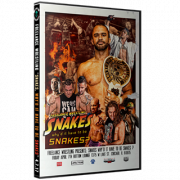 "Freelance Wrestling DVD April 7, 2017 ""Snakes? Why'd It Have to be Snakes?"" - Chicago, IL"