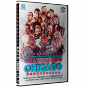 "Freelance Wrestling/Resistance Pro DVD May 20, 2017 ""Battle of Chicago"" - Summit, IL"