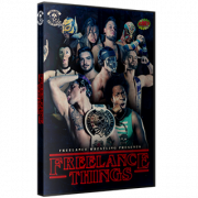 "Freelance Wrestling DVD November 17, 2017 ""Freelance Things"" - Chicago, IL"