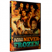 "Freelance Wrestling DVD December 15, 2017 ""Always Fresh, Never Frozen"" - Chicago, IL"