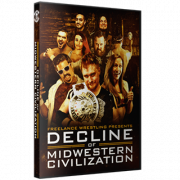"Freelance Wrestling DVD May 18, 2018 ""The Decline of Western Civilization"" - Chicago, IL"