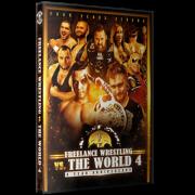 """Freelance Wrestling DVD June 15, 2018 """"Freelance vs. The World 4"""" - Chicago, IL"""