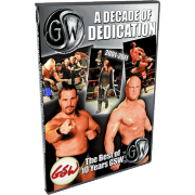 "GSW DVD ""A Decade Of Dedication 2001-2011"""