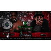 "H2O Wrestling DVD December 26, 2020 Subterranean Violence Vol #8 ""Nightmare After Christmas"" - Williamstown, NJ"