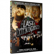 "H2O Wrestling DVD October 30, 2020 ""The Last Extravaganza: Night 1"" - Williamstown, NJ"
