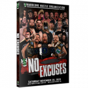 "H2O Wrestling DVD November 28, 2020 ""No Excuses"" - Williamstown, NJ"